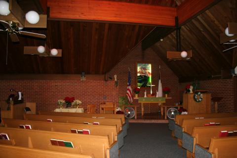 Orting Veterans Home Chapel