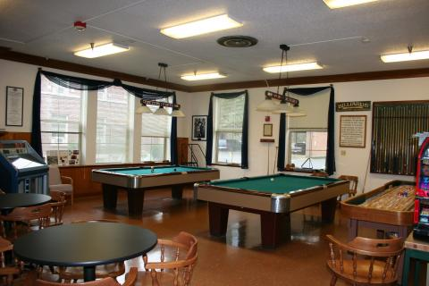 Orting Veterans Home Recreation Room